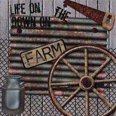 scrapbooks | Farm Page Kit [DL-LB-K-Farm] - $3.99 : Digital Scrapbook Place, Inc ...