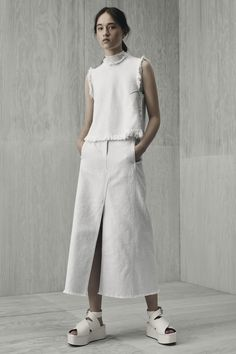 T by Alexander Wang, Look #2 #relaxed