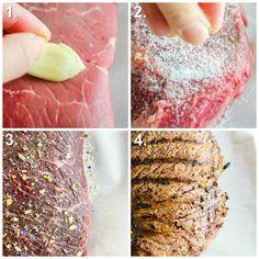 FOOD HACK: FOOD HACK: Tenderize Steak with Salt - Life's Ambrosia
