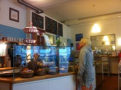 Bakefri , bakery with no gluten in downtown Oslo