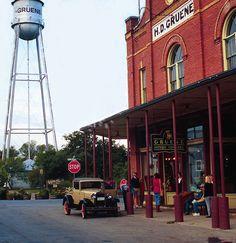 Gruene, TX