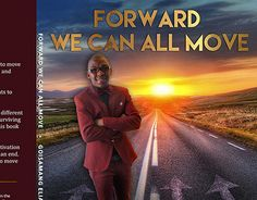 "Check out new work on my @Behance portfolio: ""Foward We Can All Move book cover""…"