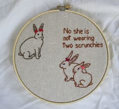 bitchy bunnies