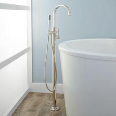 Benkei Freestanding Tub Faucet and Hand Shower