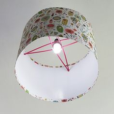 how to make a lampshade from scratch