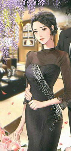 Elegant Sophisticated, Peplum Dress, One Shoulder, Formal Dresses, Manhwa, Novels, Fashion, Dresses For Formal, Moda