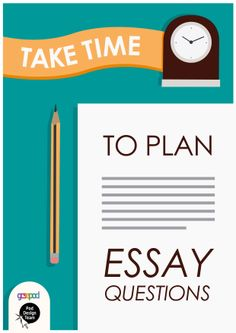 essay tips in exams
