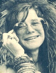 Janis Joplin - Damn! If I hadn't overdosed and killed myself I think I'd probably vote for Bernie. Maybe Hillary- What the F**K do I know?