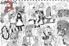 BD Drama CD: Reunion Festival Sketches -- Track 4 Set [Official artwork]