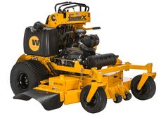 """52"""" Wright Stander X - monster of a machine - great on lawncare! #stallings #monroenc #charlottenc #indiantrailnc #local #dealer #sales #deals #getyourwrighthere"""