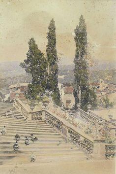 Martín Rico - Vista de Sevilla