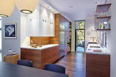 Design Hub - блог о дизайне интерьера и архитектуре: Мега-стильный дом в Калифорнии