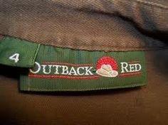 Limited - Outback Red...My mom and I lived in these clothes in the 80's.  We would go to the mall every week to see what they had.  I think I may still have some of their stuff in my skinny clothes box lol