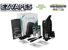 Enjoy all day on the go use from the Boundless Tera dual 18650 removable power source. EZVAPES.COM #420life #ezvapes #vapetheworld #VTW
