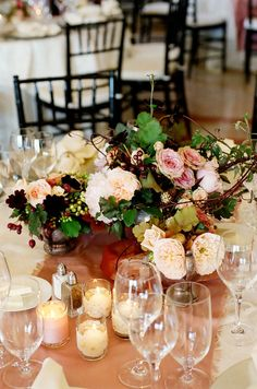 Floral design by Max Gill Design, a Snippet & Ink Select vendor!
