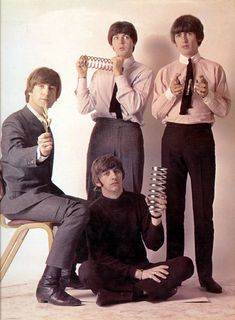 The Beatles - Fotos Raras (1964 - 1967)