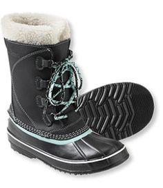 #LLBean: Women's L.L.Bean Snow Boots