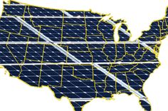 A State-By-State Look at Fossil Fuels' Uphill Fight Against Home Solar