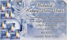 Happy New Year 2018 Quotes : QUOTATION – Image : Quotes Of the day – Description Belated Happy Birthday Wishes 2017 Sharing is Power – Don't forget to share this quote ! Belated Happy Birthday Wishes, Birthday Wishes For Friend, Wishes For Friends, Happy New Year 2016, Happy New Year Wishes, Happy New Year Greetings, 2016 Wishes, New Year Wishes Quotes, Quotes About New Year