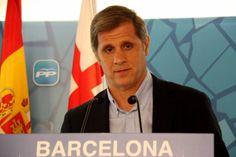 Alberto Fernández pide ayuda a Ada Colau por españolizar Barcelona