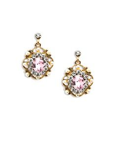 JewelMint Gala Gem earrings