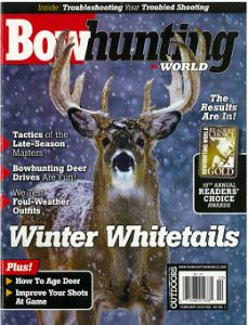FREE Subscription to Bowhunting World Magazine on http://hunt4freebies.com