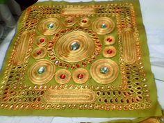 cojines bordados - Buscar con Google Google, Embroidered Cushions, Hand Embroidery, Felting, Hindu Art, Pillows, Bias Tape, Totes, Xmas