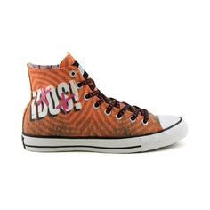 """Converse All Star Hi - Green Day """"Dos"""" inspired by the second album in their album trilogy ¡Uno! ¡Dos! ¡Tres!    - drops in November"""