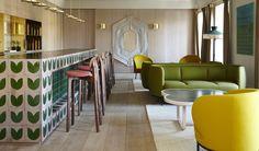 Design Despace, Interior Design, Restaurant Bar, Hospitality, Perfect Place, Interior Inspiration, Flooring, Constellation, Moment