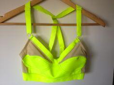 neon bra   Tumblr