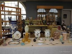 Spring Antiques Week- Antique Shows in Charleston SC-2014 NELSON GARRETT'S SHOW
