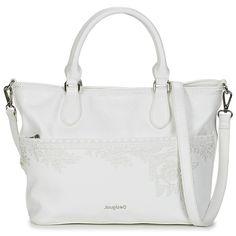 Desigual BOLS_LYRICS HOLLYWOOD OFF WHITE pas cher - 😍 Découvrir ici : #Desigual #bags #Spartoo #Sacamain #Sacs #sacsDesigual #mode #fashion #tendances #BagsDesigual #instafashion Hollywood, Kate Spade, Spartoo, Unique, Products, Collection, Design, Budget, Purse
