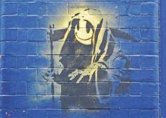 London banksy tour - http://www.londongraffititours.com/