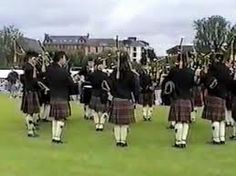 Lyon College Pipe Band from Batesville, Arkansas
