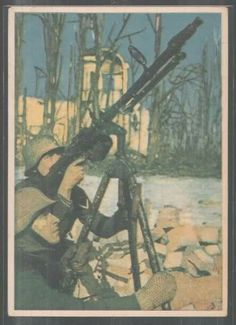 MG 34 anti aircraft mode - may be in eastern front ww2, pin by Paolo Marzioli