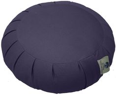 Zafu meditation cushion for comfortable meditation. Comes with a free carry bag and filled with buckwheat hulls. Zafu cushions filled with Kapok also available.