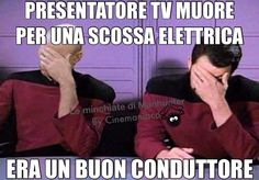 Adamo ed Eva Some Funny Jokes, Funny Puns, Funny Quotes, Hilarious, Funny Images, Funny Pictures, Italian Memes, Bad Humor, Serious Quotes