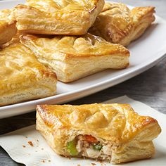 Not everyone loves leftovers so the secret is to transform them into something new and delicious. With these hand pies, all of the goodness from holiday leftovers is wrapped up in flaky puff pastry and baked to perfection. Cranberry sauce combined with gravy adds a savory sweetness to your turkey, stuffing and veggies. It's like …