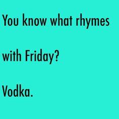 I love ryhmes