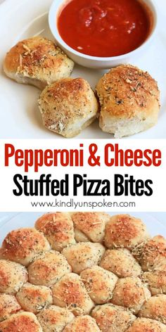 Pepperoni Crescent Rolls, Pepperoni Bites, Pizza With Crescent Rolls, Pepperoni Pizza Rolls, Mozzarella Sticks, Great Appetizers, Pizza Appetizers, Homemade Pizza Bites, Recipe For Pizza Bites