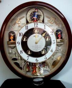 11 Best Seiko Musical Clocks Images Seiko Clock World