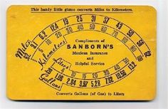 Sanborns-Dollar-Converter-Miles-to-Kilometers-Liters-to-Gallons-Card-Mexico