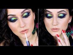 Pretty Poison » Blog Archive Maquiagem Carnaval: Delineado Duplo de Qualquer Cor! - Pretty Poison