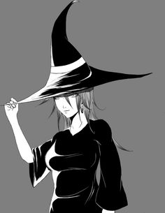 Witch by InkStep.deviantart.com on @DeviantArt