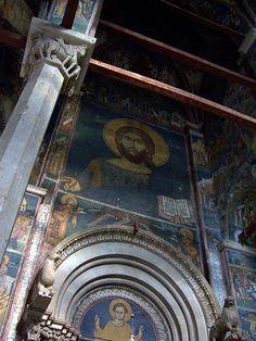 Decani Monastery, Kosovo Serbia And Montenegro, Heavenly Places, Orthodox Christianity, Belgrade, Serbian, People Art, Byzantine, Art And Architecture, Ark
