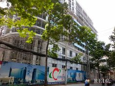 Tiến độ xây dựng tòa nhà Sở GDCK HOSE - Tháng 12 năm 2013