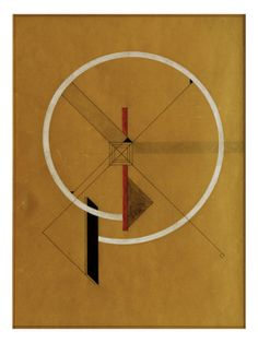 Proun, c.1920-21 Giclee Print by El Lissitzky at AllPosters.com