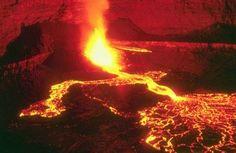 grave erupción