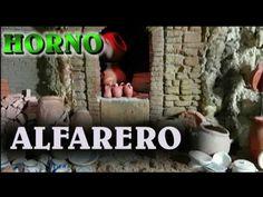 Horno de Alfarero para Belénes - YouTube