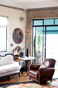 HOME & GARDEN: chez Alexandre Herchcovitch à São Paulo